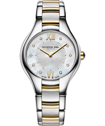 Raymond Weil Noemia Ladies Watch Model 5127-STP-00985