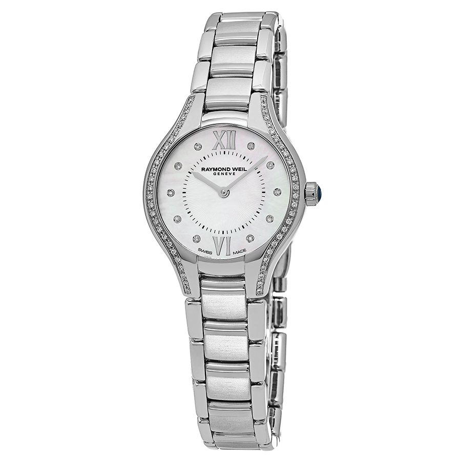 Raymond Weil Noemia Ladies Watch Model 5127-STS-00985 Thumbnail 2