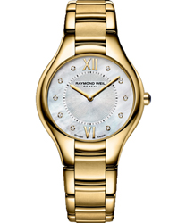 Raymond Weil Noemia Ladies Watch Model 5132-P-00985