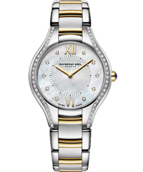 Raymond Weil Noemia Ladies Watch Model: 5132-SPS-00985