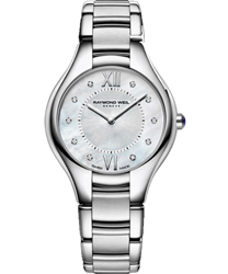 Raymond Weil Noemia Ladies Watch Model: 5132-ST-00985