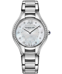 Raymond Weil Noemia Ladies Watch Model: 5132-STS-00985