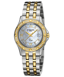 Raymond Weil Tango Ladies Wristwatch Model: 5390-SPS-00995