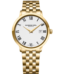 Raymond Weil Toccata Yellow Gold PVD  Men's Watch Model: 5488-P-00300