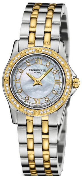 Raymond Weil Tango Ladies Wristwatch Model: 5790-SPS-00995