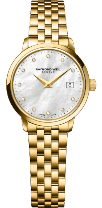 Raymond Weil Toccata Ladies Watch Model 5988-P-97081