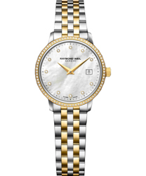 Raymond Weil Toccata Ladies Watch Model: 5988-SPS-97081