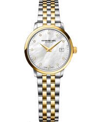 Raymond Weil Toccata Ladies Watch Model: 5988-STP-97081