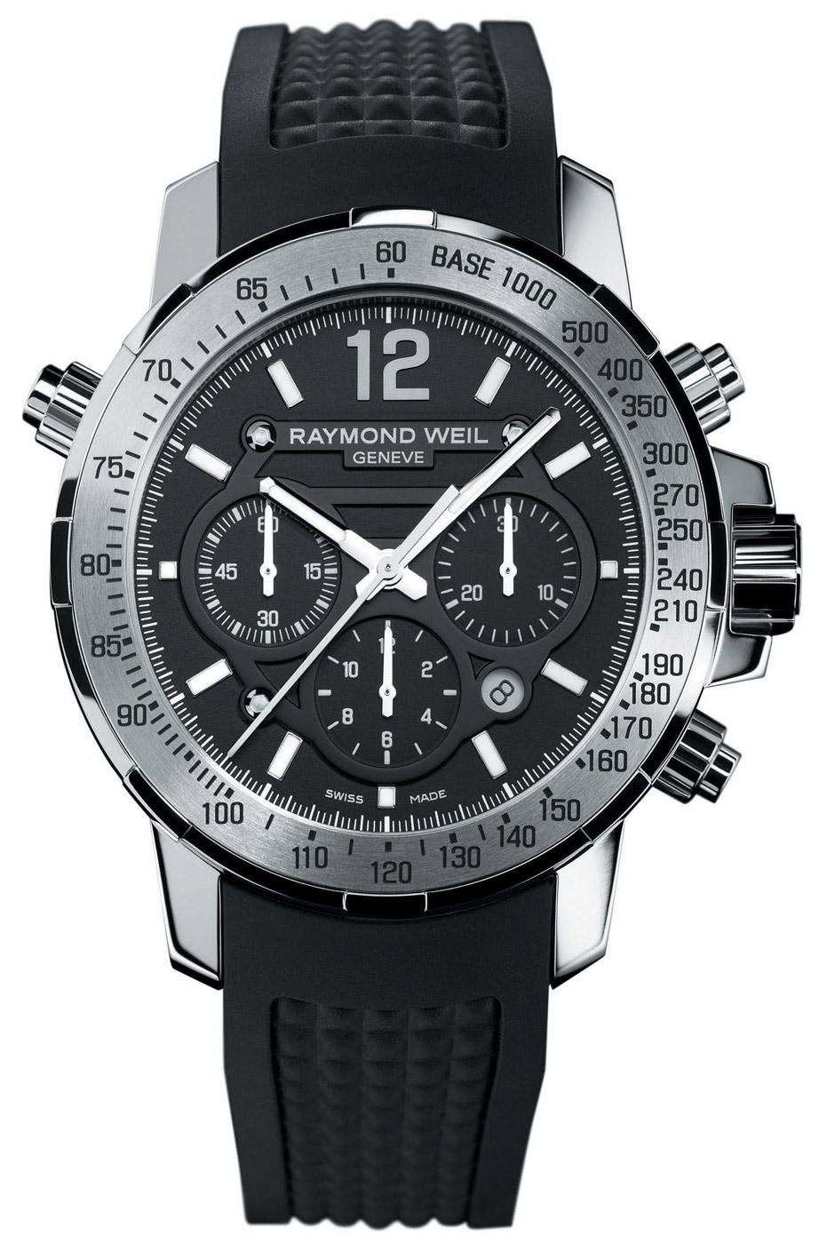 Raymond Weil Nabucco Men S Watch Model 7800 Sr1 05207