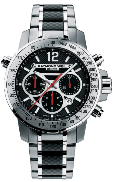 Raymond Weil Nabucco Men S Watch Model 7800 Tcf 05207