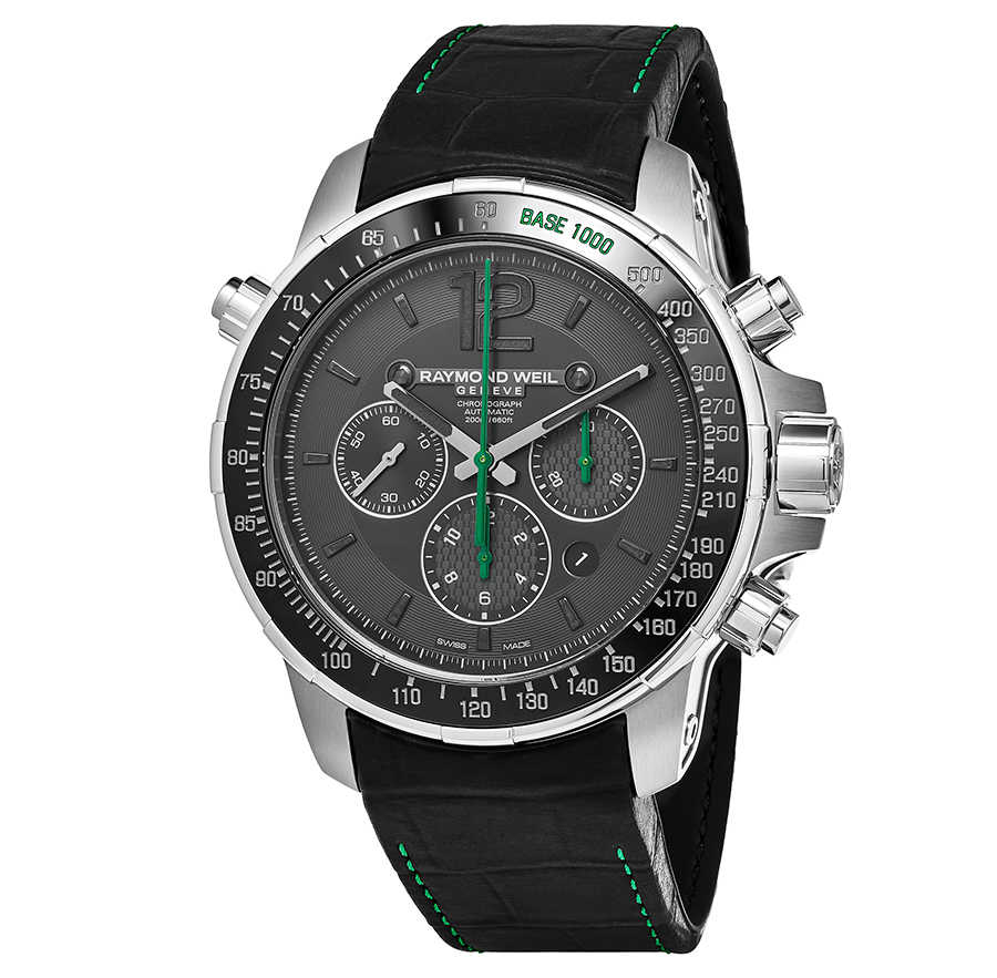 Raymond Weil Nabucco Chronograph Men S Watch Model 7850 Tir 05217
