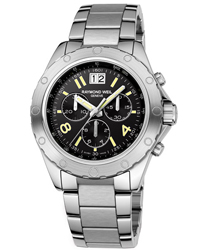 Raymond Weil RW Sport Mens Wristwatch Model: 8500-ST-05207
