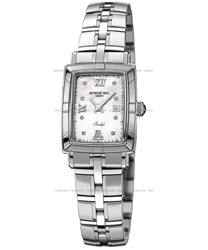 Raymond Weil Parsifal Ladies Watch Model 9341-ST-00995