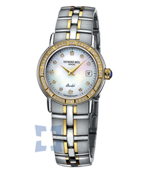 Raymond Weil Parsifal Ladies Watch Model 9440-STS-97081