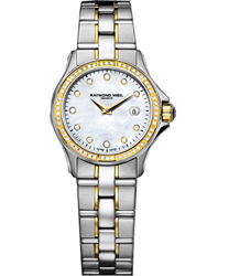 Raymond Weil Parsifal Ladies Watch Model 9460-SGS-97081