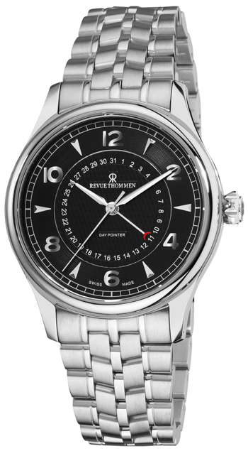 Revue Thommen Specialities Men's Watch Model 10012.2137