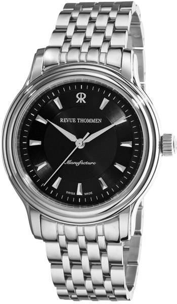 Revue Thommen Classic Men's Watch Model 12200.2134