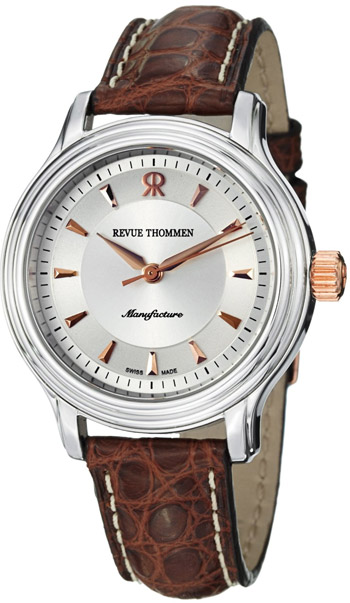 Revue Thommen Classic Ladies Watch Model 12500.2552