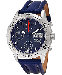 Revue Thommen Airspeed Men's Watch Model 16007.6535