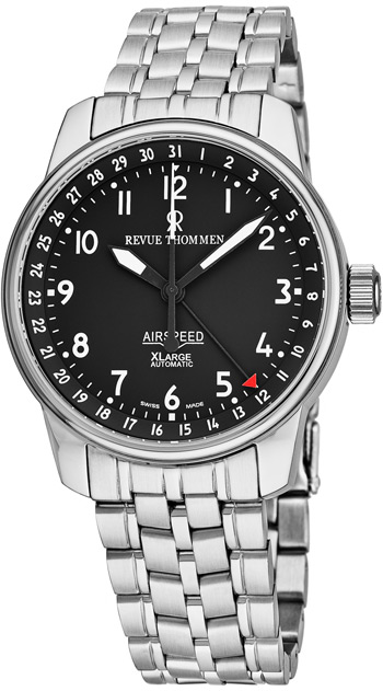 Revue Thommen Air speed Men's Watch Model 16050.2137