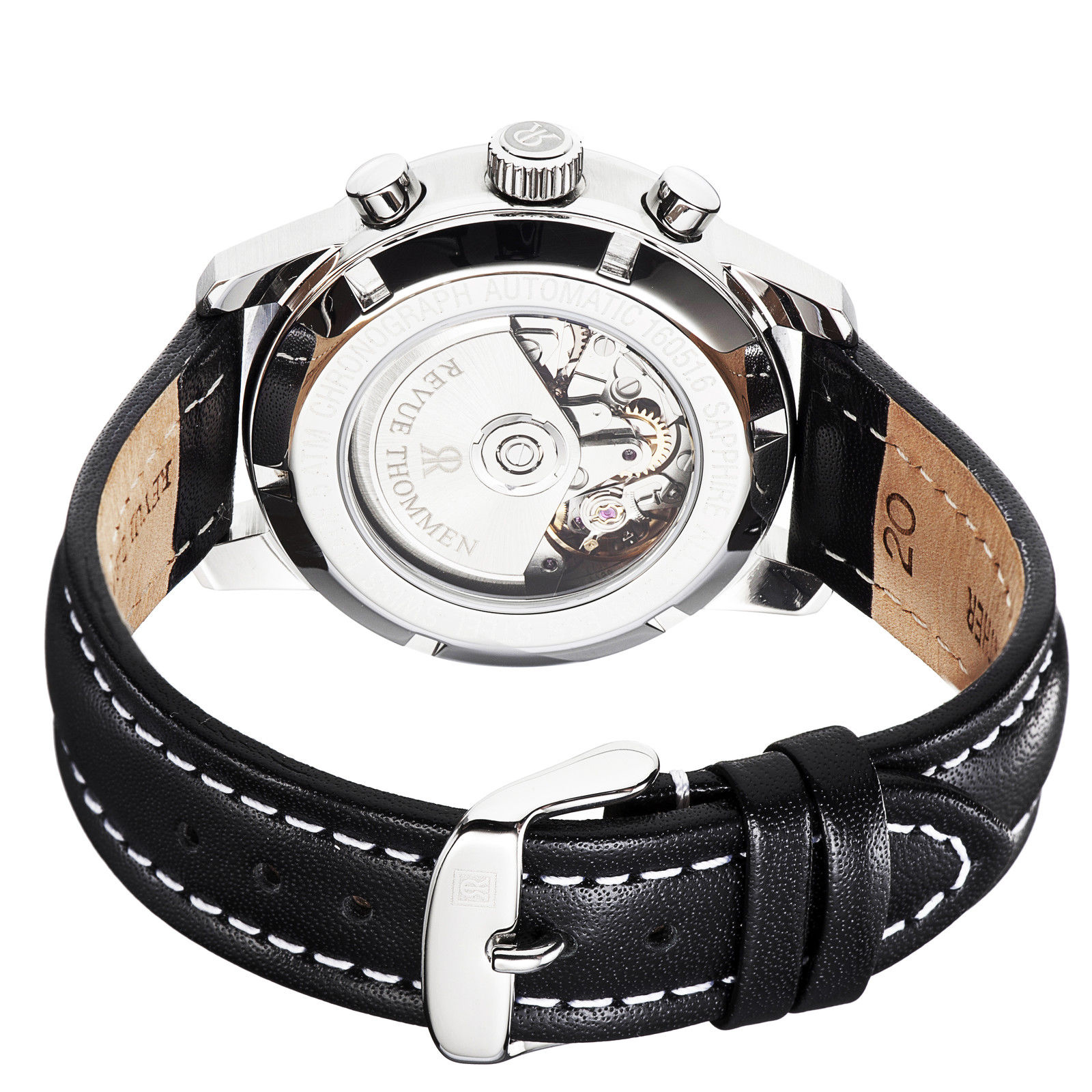 Revue Thommen Airspeed Men's Watch Model 16051.6537 Thumbnail 2