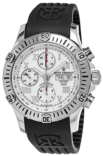 Revue Thommen Airspeed Men's Watch Model 16071.6838