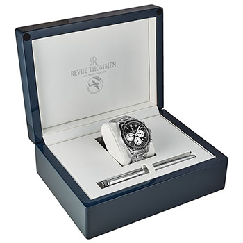 Revue Thommen Aviator Men's Watch Model 17000.6134 Thumbnail 5
