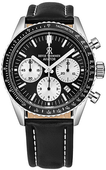 Revue Thommen Aviator Men's Watch Model 17000.6534
