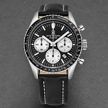 Revue Thommen Aviator Men's Watch Model 17000.6534 Thumbnail 6