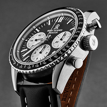 Revue Thommen Aviator Men's Watch Model 17000.6534 Thumbnail 3