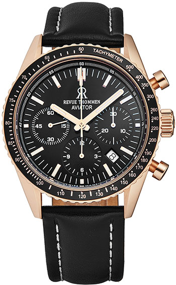 Revue Thommen Aviator Men's Watch Model 17000.6567