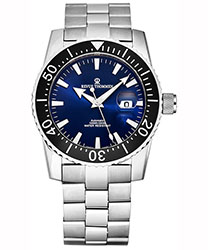 Revue Thommen Diver Men's Watch Model 17030.2125
