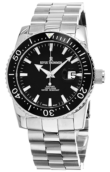 Revue Thommen Diver Men's Watch Model 17030.2137