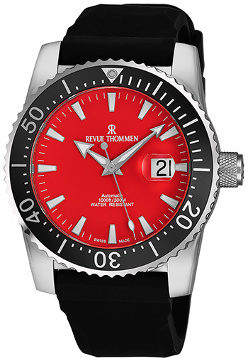 Revue Thommen Diver Men's Watch Model 17030.2536