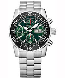 Revue Thommen Diver Men's Watch Model 17030.6122