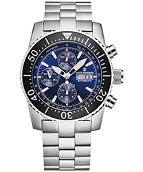 Revue Thommen Diver Men's Watch Model 17030.6123