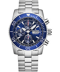 Revue Thommen Diver Men's Watch Model 17030.6133