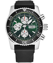 Revue Thommen Diver Men's Watch Model: 17030.6521