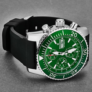 Revue Thommen Diver Men's Watch Model 17030.6532 Thumbnail 2
