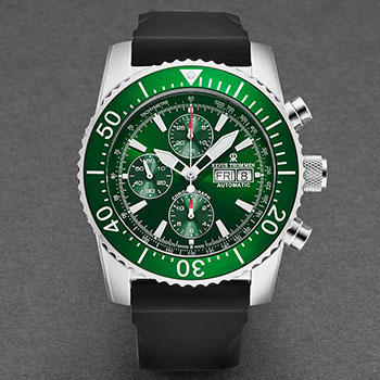 Revue Thommen Diver Men's Watch Model 17030.6532 Thumbnail 4