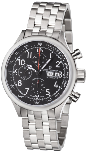 Revue Thommen Pilot Men's Watch Model 17060.6137
