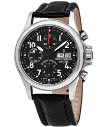 Revue Thommen Airspeed Pilot Men's Watch Model: 17081.6537