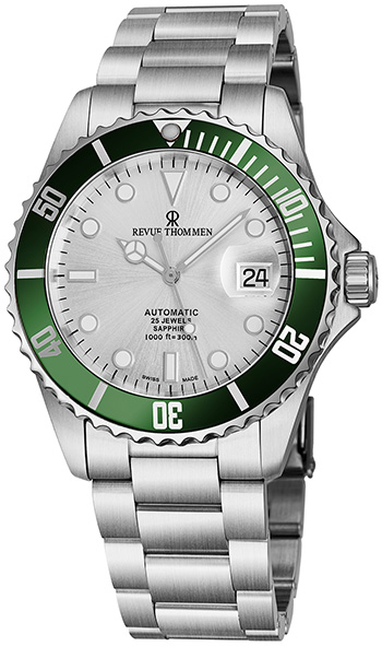 Revue Thommen Diver Men's Watch Model 17571.2124