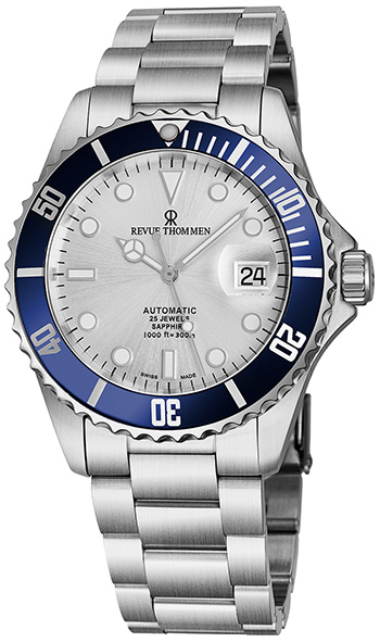 Revue Thommen Diver Men's Watch Model 17571.2125