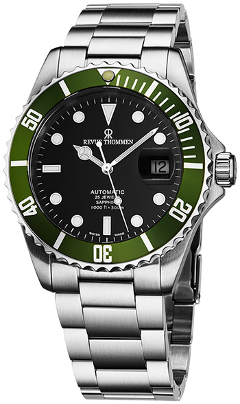 Revue Thommen Diver Men's Watch Model 17571.2134