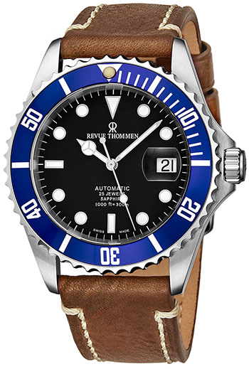 Revue Thommen Diver Men's Watch Model 17571.2535