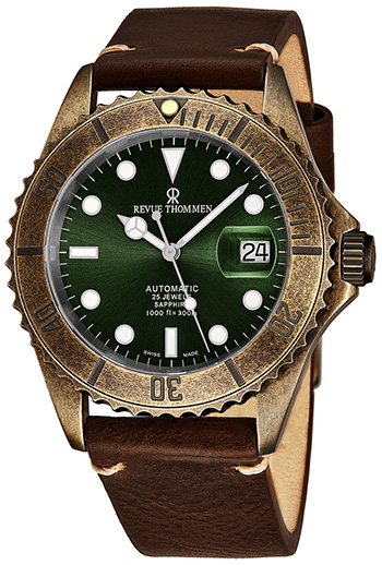 Revue Thommen Diver Men's Watch Model 17571.2584