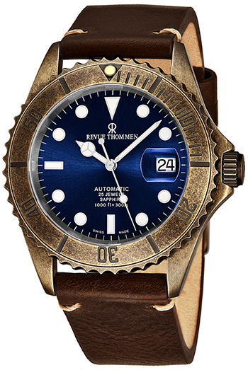 Revue Thommen Diver Men's Watch Model 17571.2585