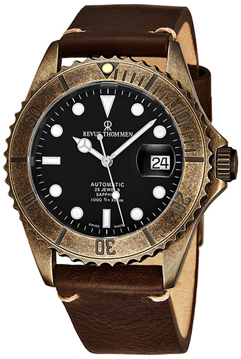 Revue Thommen Diver Men's Watch Model 17571.2589