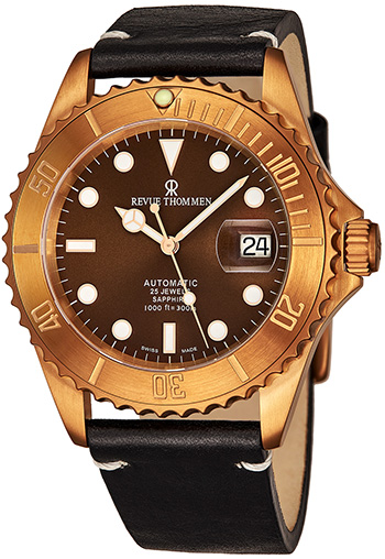 Revue Thommen Diver Men's Watch Model 17571.2593